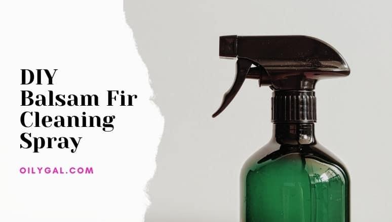 Balsam Fir Essential Oil Blend